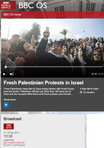 BBC's Knell skirts the issue of PA and Fatah incitement to violence
