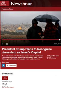 Multiple inaccuracies in BBC WS Jerusalem history backgrounder