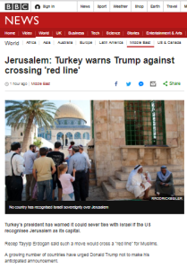 The BBC's partisan portrayal of Jerusalem persists