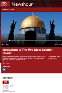 Fatah disinformation goes unchallenged on the BBC World Service