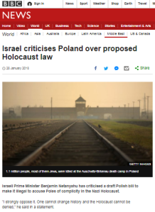 BBC ignores its own previous reporting in coverage of Polish bill