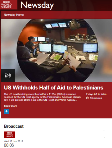 Falsehoods go uncontested on BBC World Service – part two