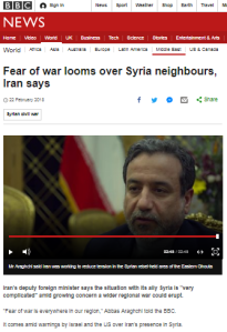 BBC News gives a stage to Iranian disinformation