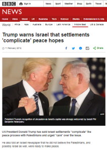 Promoting a well-worn narrative on the BBC News website