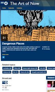 More context free portrayal of Jenin on BBC Radio 4