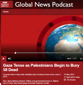 BBC WS audiences get distorted account of Kerem Shalom closure