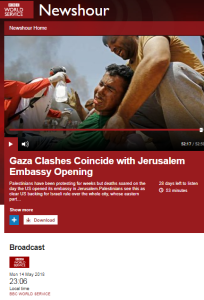 BBC WS 'special report' claims Israel attacked Hizballah in 2006