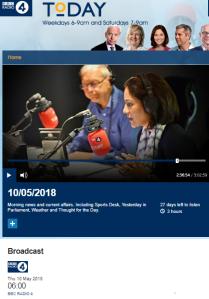 Iranian propaganda goes unchallenged on BBC radio – part one