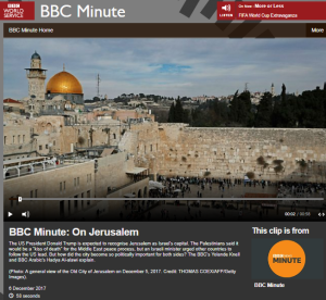 BBC's Jerusalem backgrounder for young people breaches style guide