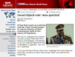 Eleven years online for a BBC promoted conspiracy theory