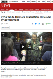BBC News website readers get yet another dose of Assad's propaganda
