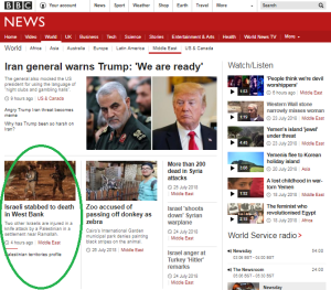 BBC News website misleads on construction plans
