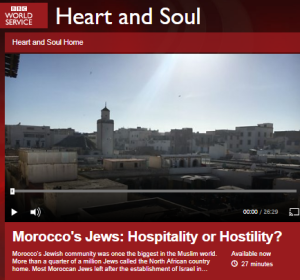 BBC World Service promotes standard narrative on Jews from Arab lands