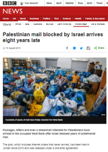 BBC News website amends delayed post article headline following complaint