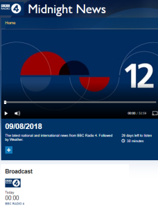 BBC Radio 4 news bulletins mislead UK audiences on Gaza rocket attacks