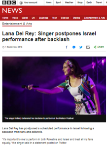 BBC's BDS campaign reporting failures continue
