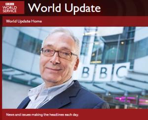 BBC WS radio's 'World Update' misleads on UN SC resolution 1701