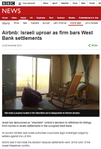 More inadequate BBC reports on the Airbnb story