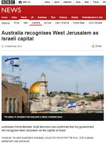 BBC News continues to sell audiences short on Jerusalem
