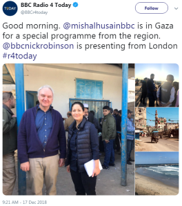 The BBC's monochrome framing of Gaza's chronic utilities crisis