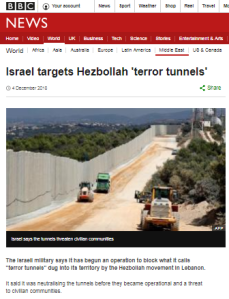 BBC News omits crucial background from report on IDF operation