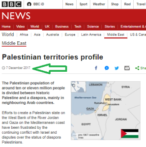 The BBC's redundant 'Palestinian unity government' claim