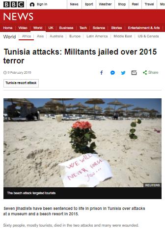BBC double standards on terrorism persist