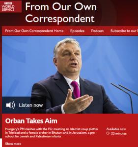 BBC WS radio tries to do Arab-Israeli conflict demographics