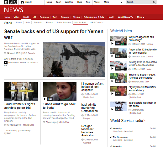 Rocket attack on Tel Aviv ignored by BBC News website