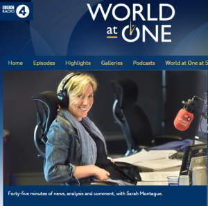 BBC R4's 'World at One' misleads on the Holocaust