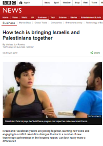 BBC Business 'forgets' to clarify that quoted academic is BDS campaigner
