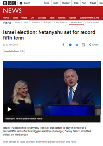 An overview of the BBC News website's 2019 election coverage