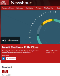 BBC's Lyse Doucet reports election campaign speculation as fact