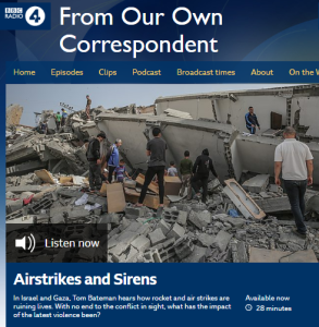 BBC's Bateman promotes false equivalence with Gaza report