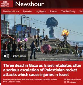 BBC radio stations promote Hamas 'health ministry' propaganda