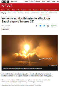 BBC still fence-sitting on Iranian support for Houthis