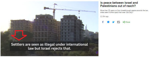 BBC widens its 'illegal under international law' mantra to include people
