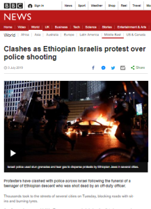 Revisiting two BBC News website reports from July 2019