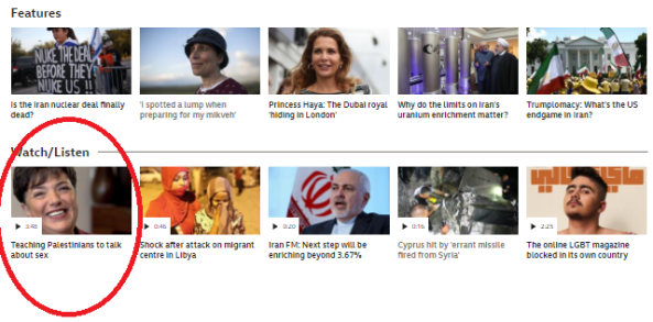 BBC News website fails on transparency