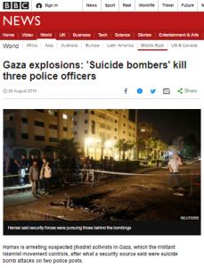 A familiar face returns to the BBC Jerusalem bureau