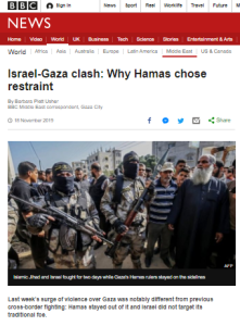 BBC's Plett Usher does 'ode to a reasonable Hamas'