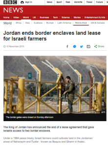 BBC News framing again erases internal Jordanian affairs