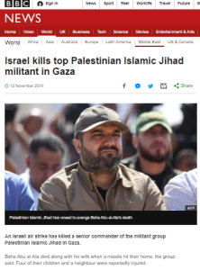 BBC abandons independent verification in reporting on Gaza casualties