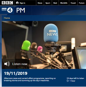 BBC's Jeremy Bowen misrepresents the 4th Geneva Convention