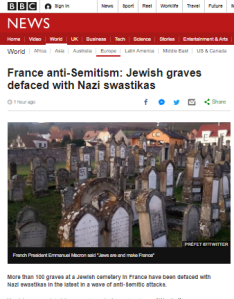 BBC News misrepresents French parliament resolution
